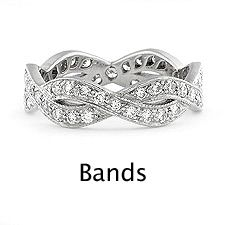 WANT. this is perfect. no rock getting in the way of my medical gloves. AND its a beautiful vintage ring!