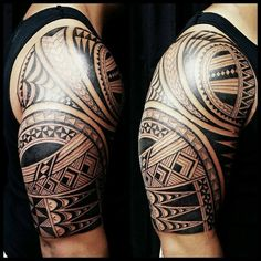 Tongan tattoo by Fred Frost. Tribal Tattoos For Men, Tribal Sleeve Tattoos, Tattoos For Guys, Tongan Tattoo, Samoan Tattoo, Polynesian Tattoo Designs, Maori Tattoo Designs, Life Tattoos, New Tattoos