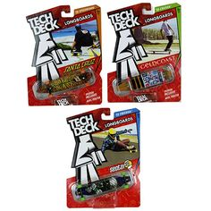Tech Deck Longboards (Styles May Vary) | ToyZoo.com