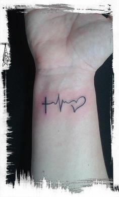 Faith Hope Love Tattoo                                                       …