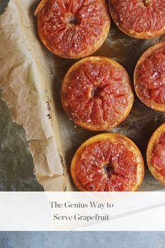 How to Make Grapefruit Taste Like Candy