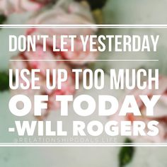 Everyday is a fresh start!