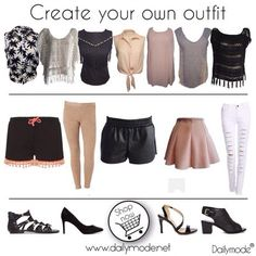http://www.dailymode.net/  Create your own outft