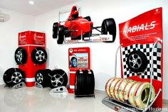 MRF_Tyres_Display