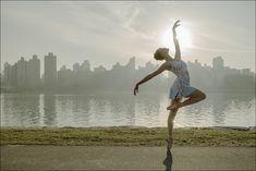 10 fotos de ballet que demuestran que la danza es la alternativa mágica a andar