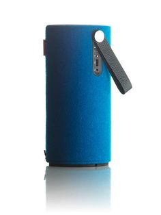2 | Portable, Wireless Speakers Covered In Chic Wool Wraps | Co.Design | business + design