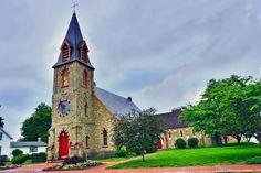 Saint Anne's Episcopal Church HDR