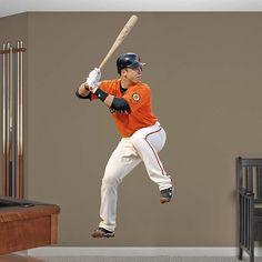 MLB San Francisco Giants Buster Posey Fathead