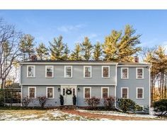 44 Silver Hill Rd , Sudbury, MA 01776 - Doug's Comments - North side neighborhood, Open concept great room.  Great 3 season porch.  Baths need some updates.