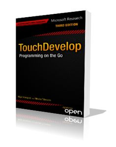 TouchDevelop — Programming on the Go. Download the free eBook.