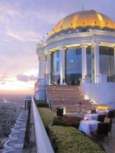 Bangkok - Lebua Tower