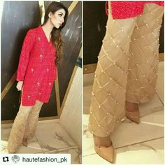 24 Ideas For Party Outfit Casual Dress Sparkle Eid Outfits, Pakistani Outfits, Casual Outfits, Salwar Designs, Blouse Designs, Fashion Pants, Fashion Dresses, Indigo Dress, Indian Designer Wear