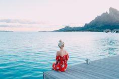 Back in Bora Bora!
