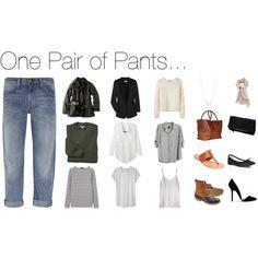 One Pair of Pants