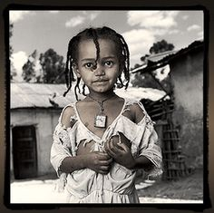 Phil Borges - Enduring Spirit - Ethiopia