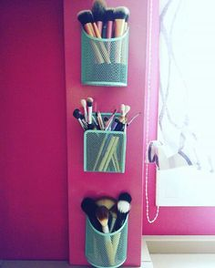 for makeup brushes