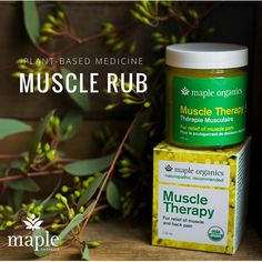 It's training season! Soothe those sore muscles with our plant-based Muscle Therapy.  Proven to be as effective as A5-35 and other like products but made safe, organic certified and plant powered. Link in bio. . . . .  #mapleorganics #organic #natural #plantlove #meditation #medicine #wholefoods #oilofwintergreen #marathon #training #liveclean #cleanliving #mec #rei #muscletherapy #ironman #ski #run #running #subaru #bike  #paddleboarding #juice #juicecleanse  #vancity #organicpharmacy…