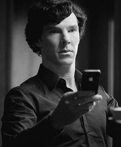 Sexy Sherlock is Sexy