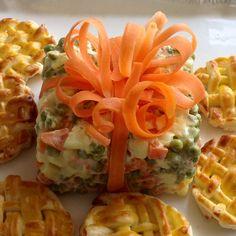 L'insalata russa piace troppo! È fresca, colorata, leggera e non manca mai sulle…