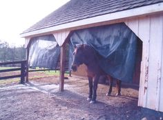 HorseflyNet - products to eliminate the aggravation of flies, sun, wind, manure, to the horse owner and their horses in barns and trailers