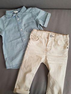 H&M Khaki Pants, Baby Boy, Grey, Boys, Fashion, Gray, Baby Boys, Moda, Khakis