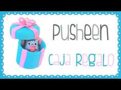 ▶ Tutorial Pusheen en Caja de Regalo (Arcilla Polimérica Kawaii) - YouTube