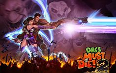 Orcs Must Die! 2 http://fullygamepc.blogspot.com/2014/08/orcs-must-die-2-full-game-crack-flt.html