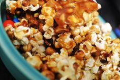 Paula Dean's Caramel Corn