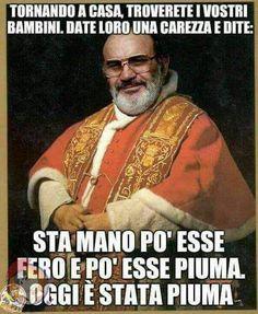 Ad avercelo un papa così