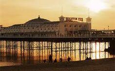 Brighton Pier Brighton England