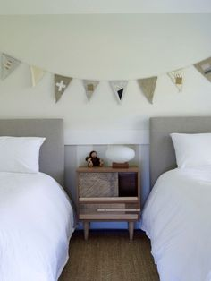 35 Shared Kids Rooms Inspiring Ideas | Kidsomania   love this look