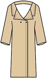 Примеры разработки моделей плащей, пальто-деми на основах рассчитанных в программе Закройщик Sewing Lessons, Pattern Drafting, Fashion Sewing, Sewing Patterns, Cold Shoulder Dress, Dresses, Modeling, Women's, Manualidades