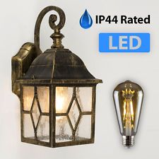 Outdoor Wall Lantern Traditional Pa...