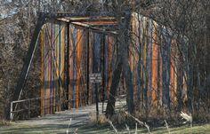 Randy Walker's Rainbow Threads