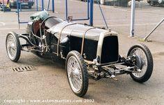 Aston-Martin16 valve twin cam race cars (1922 - 1925)