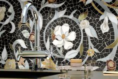 La Belle / A La Carte Collection featured in natural stones by Mosaique Surface