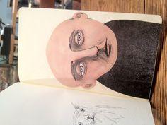 Sketchbook Project Pår Bostrom