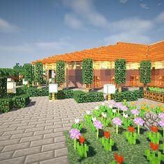 長崎のグラバー園にある、旧グラバー邸を村仕様で再現。行ったことないんですけどね(・ω<) テヘペロ  #マインクラフト #マイクラ #ゲーム #minecraft #mine #長崎 #グラバー園 #旧グラバー邸 #旧グラバー住宅