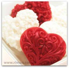 Sabonete Artesanal Dia dos Namorados