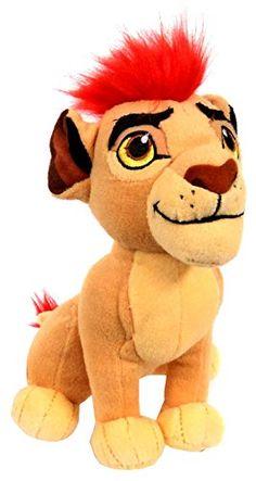 Disney Lion Guard Kion Bean Plush Just Play…