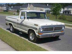#STH7CAROLINA #SWD #GREEN2STAY 1970 Ford Pickup   897463