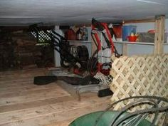 How to Build a Shed Under a Deck thumbnail