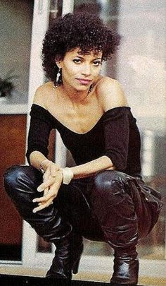 Debbie Allen,,,right here is where you start paying...in sweat..