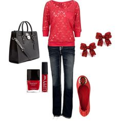 Latest Christmas Party Outfits 2013/ 2014 | Polyvore Xmas Costumes Ideas | Girlshue