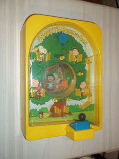 Snoopy PoundABall Game FREE SHIPPING by OddsnEndsnLilFriendsaq