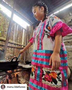 Mexican Cooking, Saree, Culture, Beautiful, Fashion, Moda, Fashion Styles, Sari, Fashion Illustrations