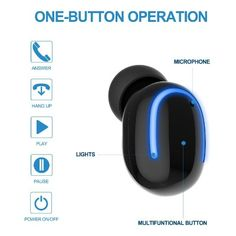8ad97779cd7 V4.2 Running Bluetooth Wireless Neckbands with CVC Noise Canceling  Ergonomic Mouse, Bluetooth Headphones