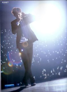 Chanyeol - 150706 EXO from Exoplanet #1 - The Lost Planet in Seoul DVD photobook - [SCAN][HQ] Credit: Kismet.