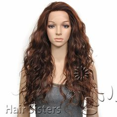 SENSATIONNEL SYNTHETIC HAIR EMPRESS NATURAL LACE FRONT EDGE WIG LYDIA (FUTURA)
