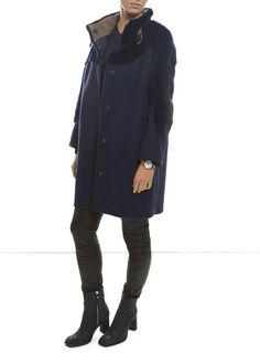Discover our range of fine mink fur coats and jackets. Mink Fur, Fur Coat, Raincoat, Jackets, Collection, Fashion, Rain Gear, Down Jackets, Moda